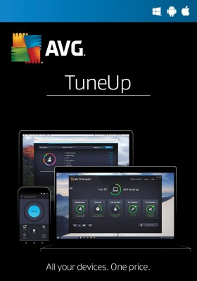 AVG TuneUp  Licenta Electronica