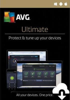 AVG Ultimate Licenta Electronica
