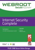 Webroot SecureAnyware Internet Security Complete