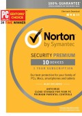 Norton Security 3.0 Premium